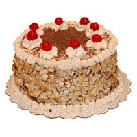 Order Cake Online to Bangalore - Butter Scotch Cake From 5 Star