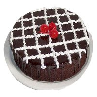 Online Same Day Cake to Bangalore - Chocolate Truffle Cake From 5 Star